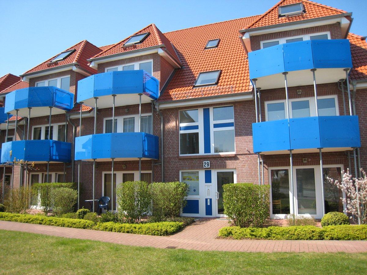 Haus Amrum Dorum Neufeld